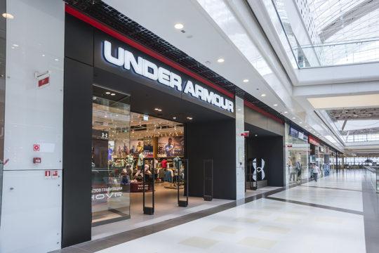 "Магазин ""Under Armour""⠀"