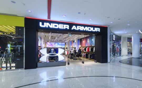 "Магазин ""Under Armour""⠀⠀"
