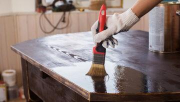 Чем обработать деревянную столешницу?